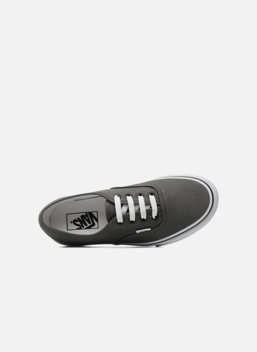 Sneaker Vans Authentic w grau ansicht von links