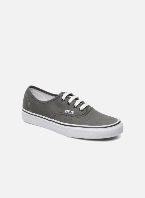 Sneaker Vans Authentic w grau detaillierte ansicht/modell
