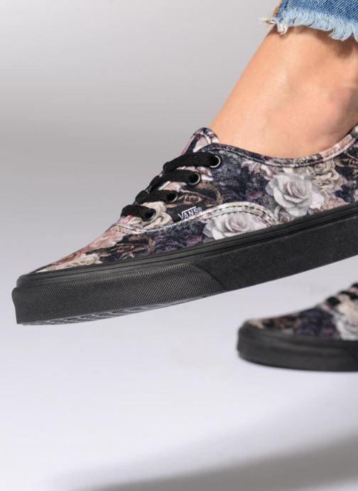 Sneakers Vans Authentic w Multi bild från under