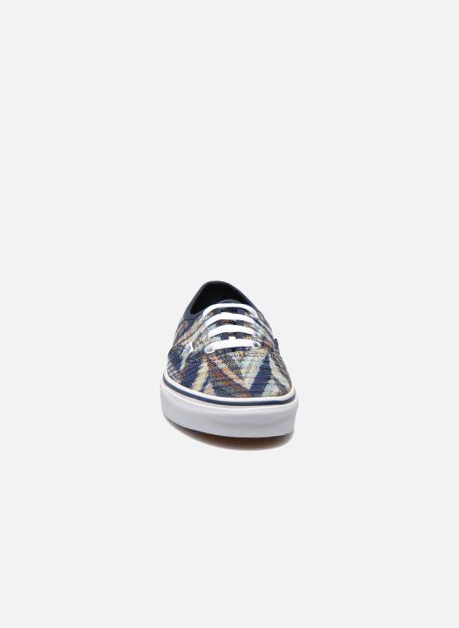 Sneaker Vans Authentic w mehrfarbig schuhe getragen