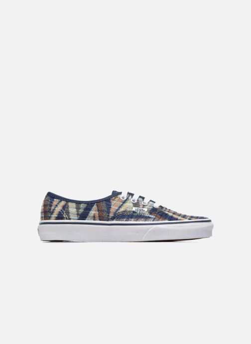 Deportivas Vans Authentic w Multicolor vistra trasera