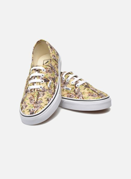 Deportivas Vans Authentic w Multicolor vista 3/4