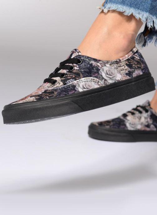 Sneakers Vans Authentic w Multicolore immagine dal basso