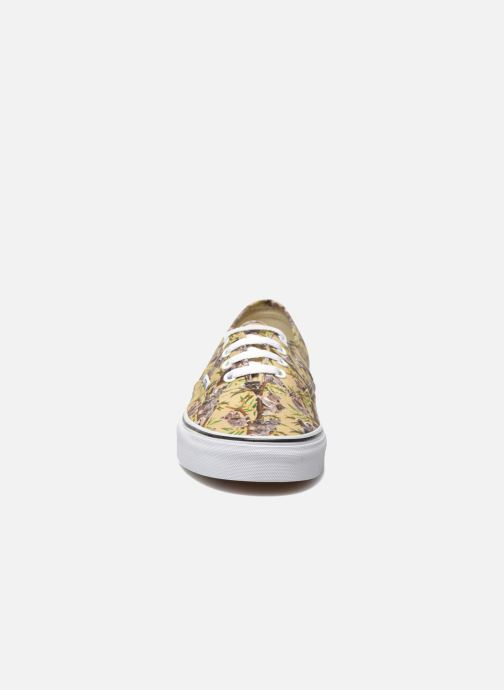 Sneakers Vans Authentic w Multicolore modello indossato