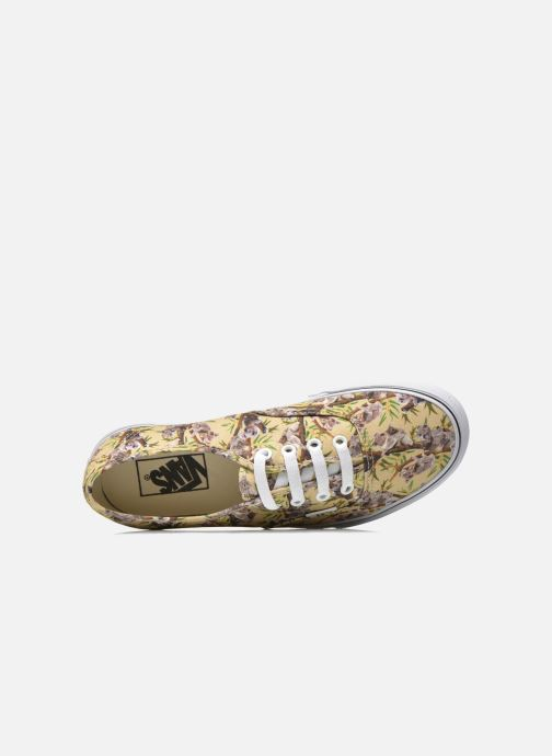 Sneakers Vans Authentic w Multicolore immagine sinistra