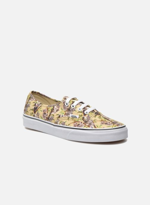 Deportivas Vans Authentic w Multicolor vista de detalle / par