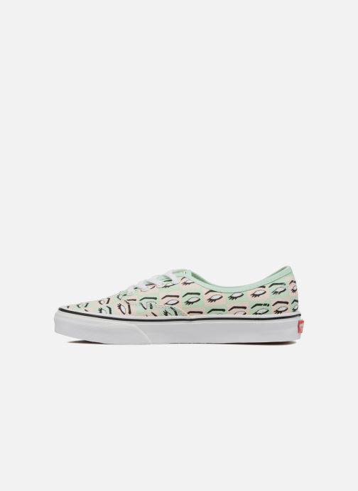 Baskets Vans Authentic w Multicolore vue face