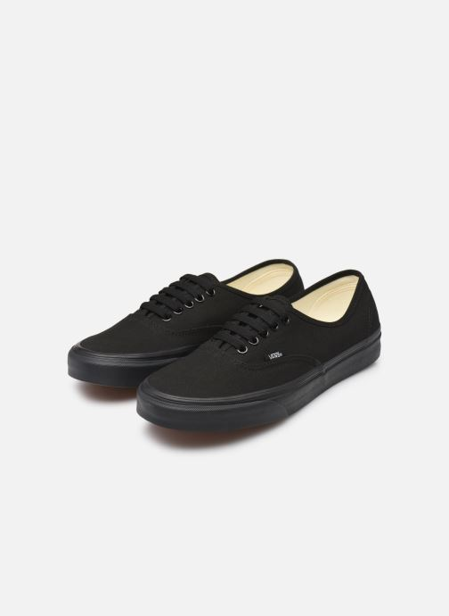Sneakers Vans Authentic w Nero immagine dal basso