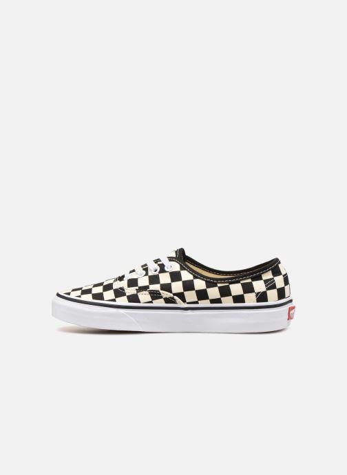 Sneakers Vans Authentic w Zwart voorkant