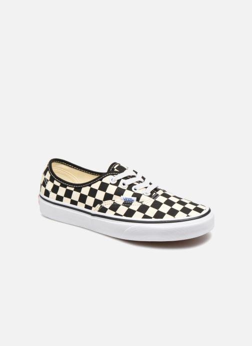 Sneakers Vans Authentic w Zwart detail