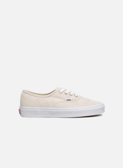 Baskets Vans Authentic w Blanc vue derrière