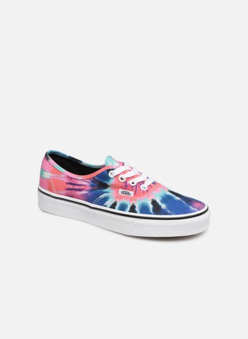 Baskets Vans Authentic w Multicolore vue détail/paire