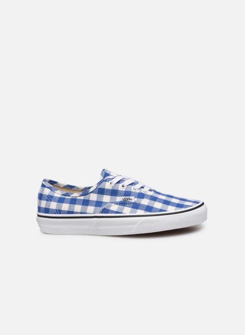 Sneakers Vans Authentic w Azzurro immagine posteriore