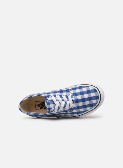 Sneakers Vans Authentic w Azzurro immagine sinistra