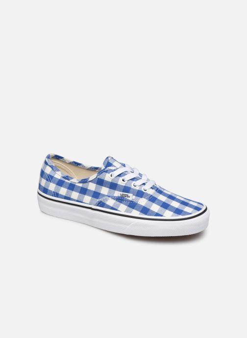 Sneakers Vans Authentic w Azzurro vedi dettaglio/paio