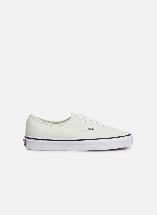 Sneakers Vans Authentic w Verde immagine posteriore