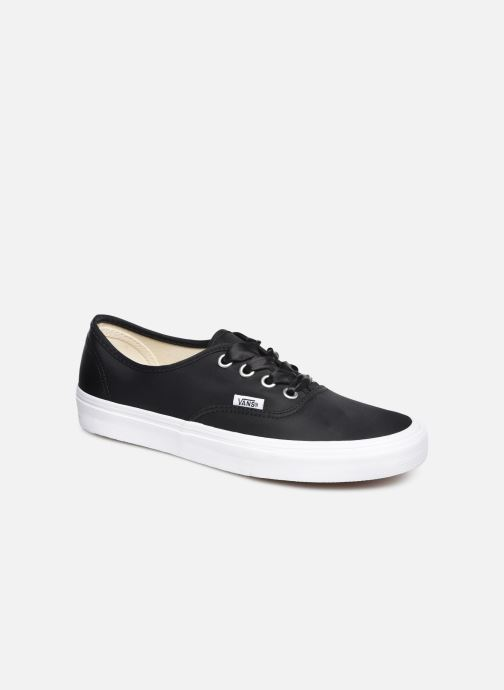 Trainers Vans Authentic w Black detailed view/ Pair view