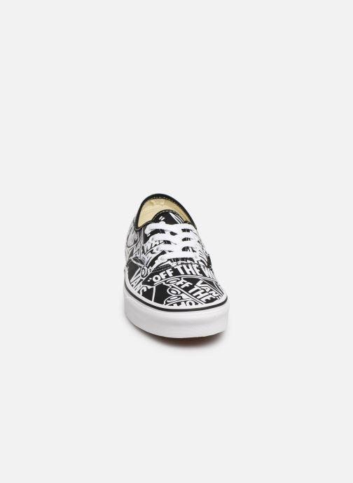 Vans Vans Vans Authentic w (Nero) - scarpe da ginnastica chez | In Uso Durevole  0a774d