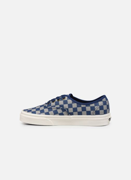 Sneakers Vans Authentic w Azzurro immagine frontale