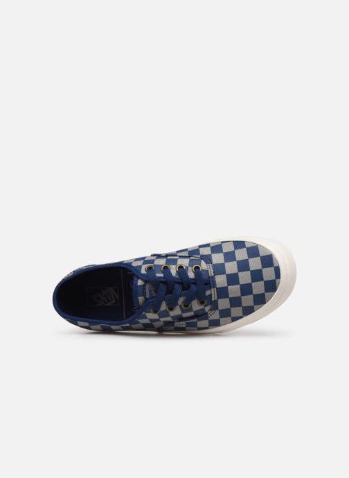 Sneakers Vans Authentic w Azzurro immagine sinistra