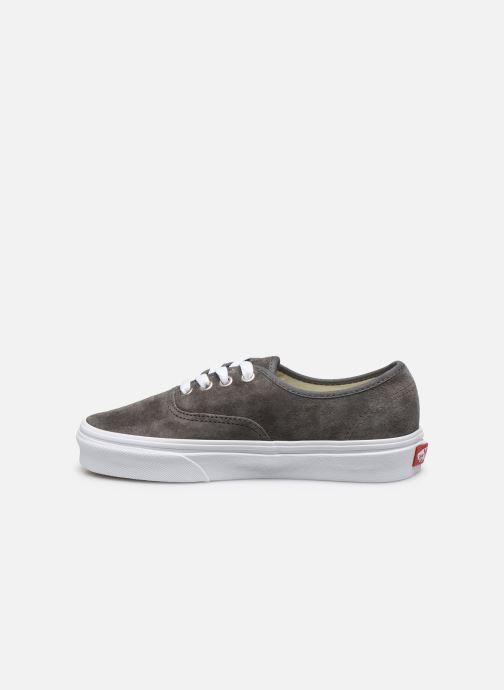Sneakers Vans Authentic w Grigio immagine frontale