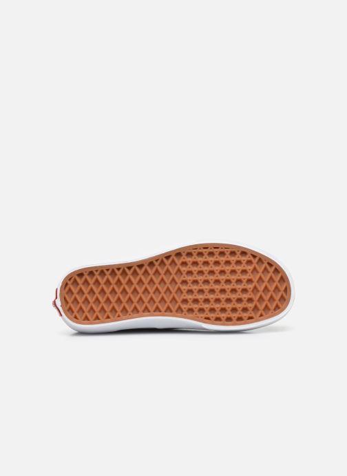 Sneakers Vans Authentic w Grigio immagine dall'alto