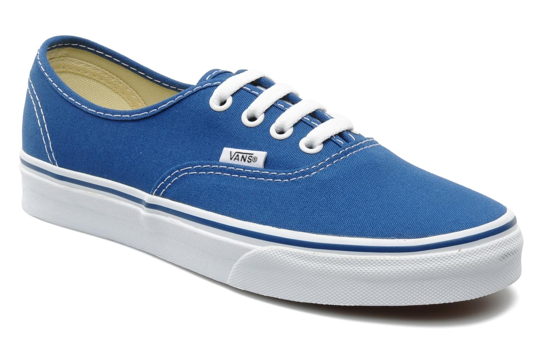 Vans Authentic w (Bleu) - Baskets en Más cómodo Les chaussures les plus populaires pour les hommes et les femmes