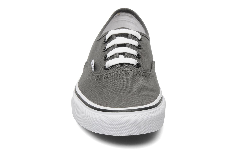 Trainers Vans Authentic w Grey model view