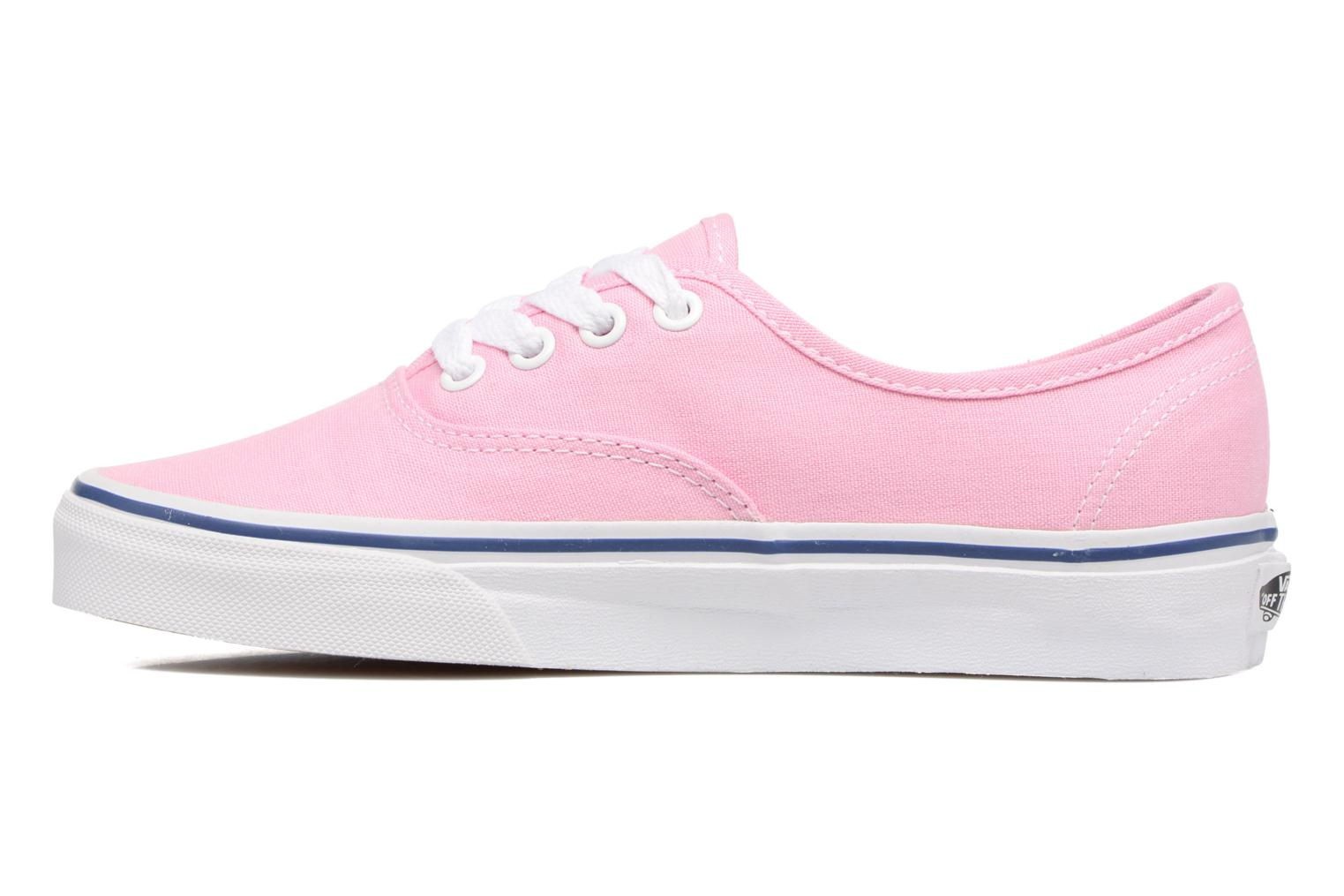 Sneakers Vans Authentic w Roze voorkant
