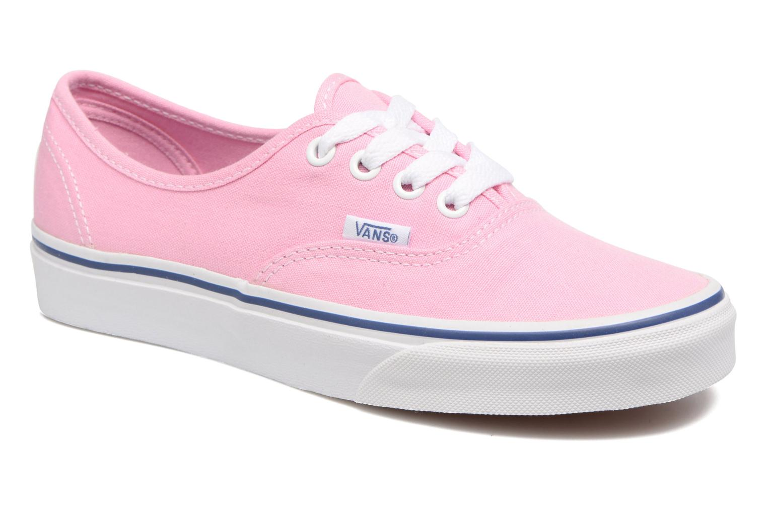 Sneakers Vans Authentic w Roze detail