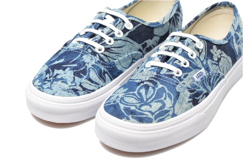 Sneakers Vans Authentic w Blauw 3/4'