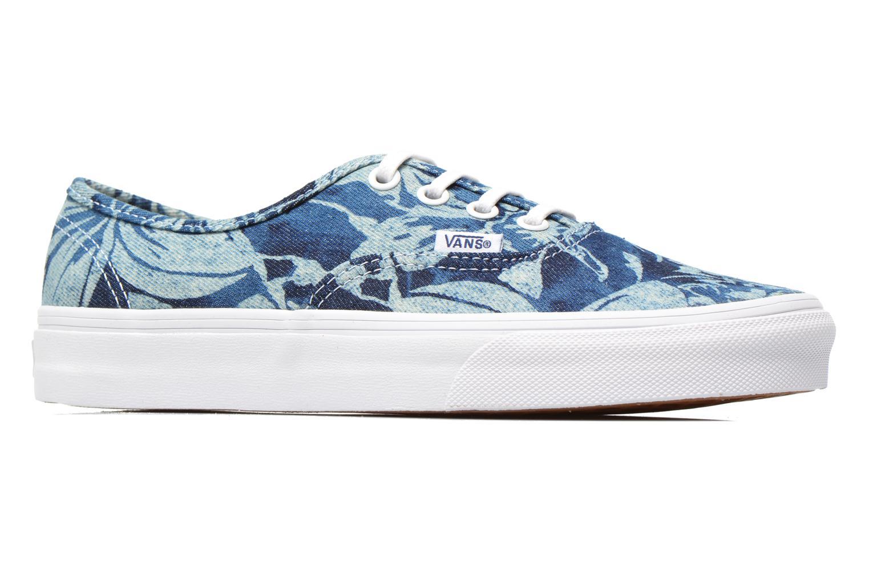 Sneakers Vans Authentic w Blauw achterkant
