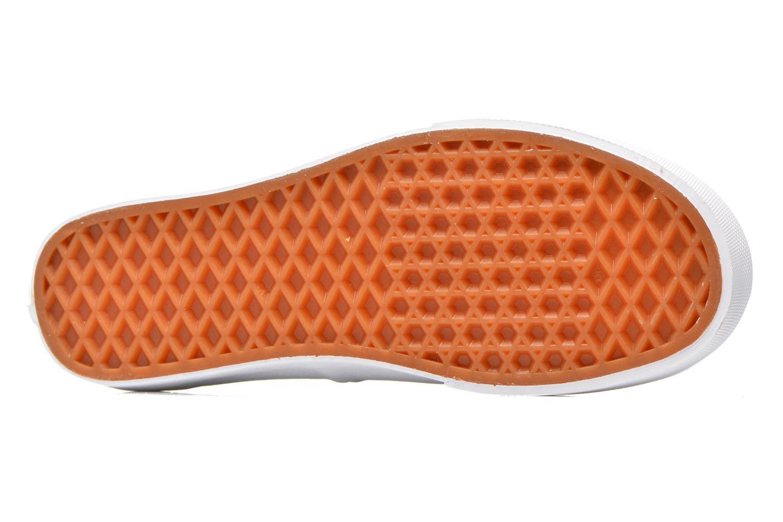Sneakers Vans Authentic w Blauw boven