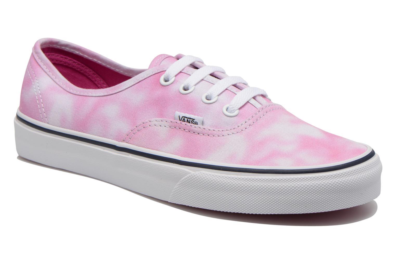 Vans Authentic w (Rose) - Baskets en Más cómodo Dernières chaussures discount pour hommes et femmes
