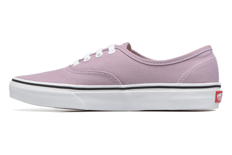 Sneakers Vans Authentic w Paars voorkant