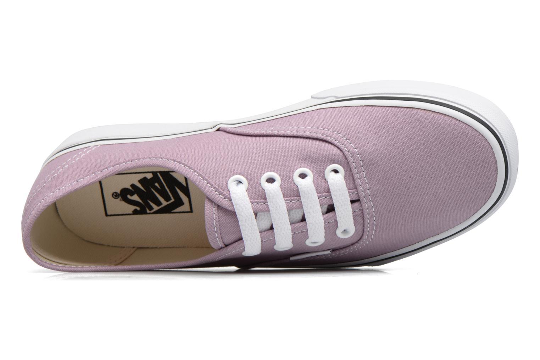 Sneakers Vans Authentic w Paars links
