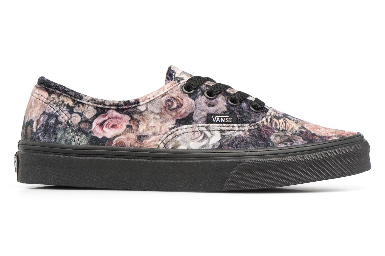 Sneaker Vans Authentic w mehrfarbig ansicht von hinten