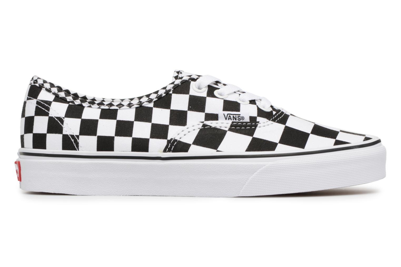 Sneaker Vans Authentic w schwarz ansicht von hinten