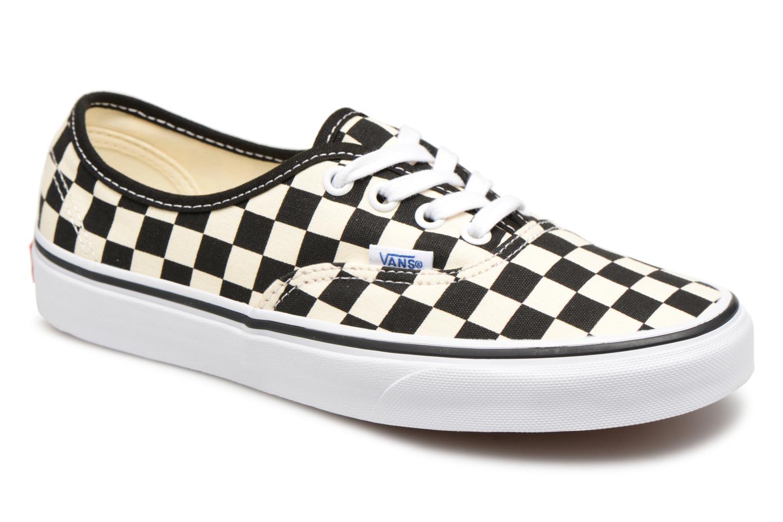 Sneaker Vans Authentic w schwarz detaillierte ansicht/modell