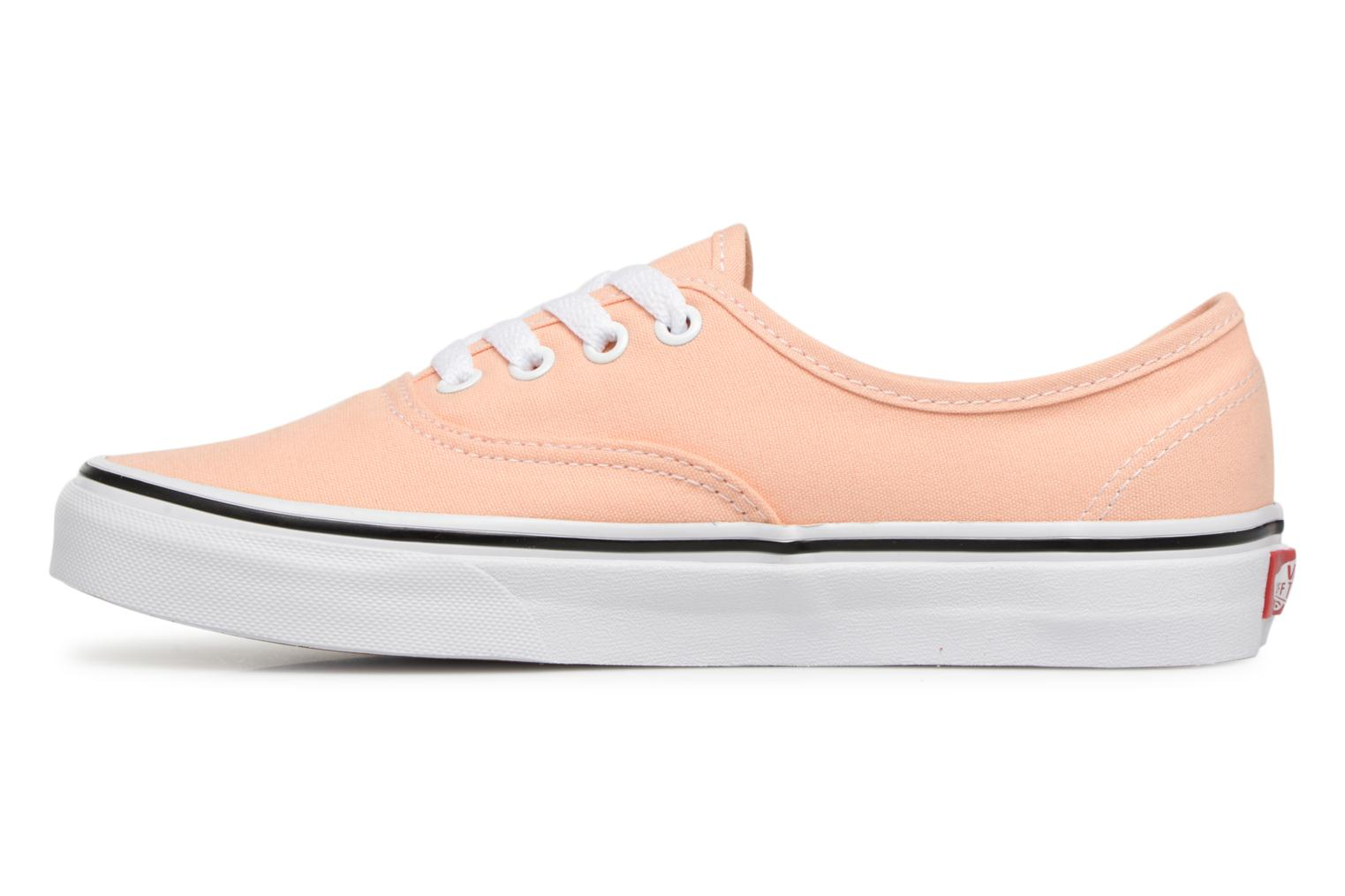 Authentic true Vans Bleached Apricot White W dAqZwf