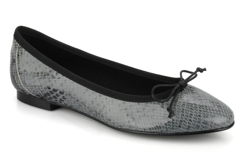 Eden Kawi (Argent) - Ballerines en Más cómodo Chaussures casual sauvages