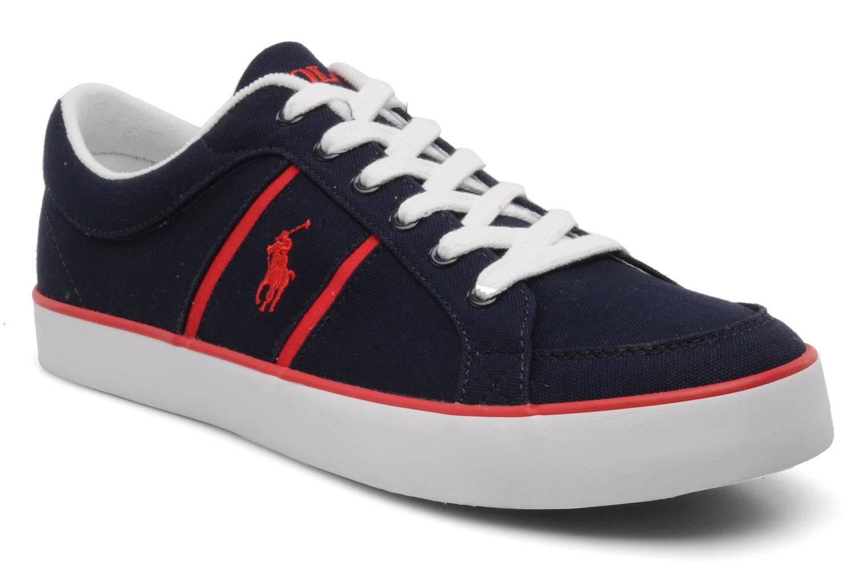 Polo Ralph Lauren Bolingbrook (Blue) - Trainers chez Sarenza (81191) c8db289c57