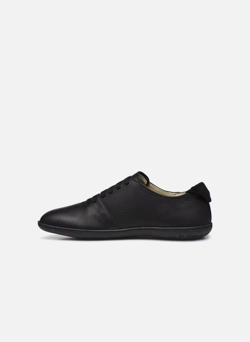 Chaussures à lacets El Naturalista El Viajero N296 M Noir vue face