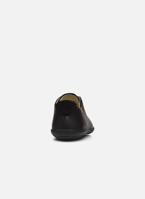 Chaussures à lacets El Naturalista El Viajero N296 M Noir vue droite