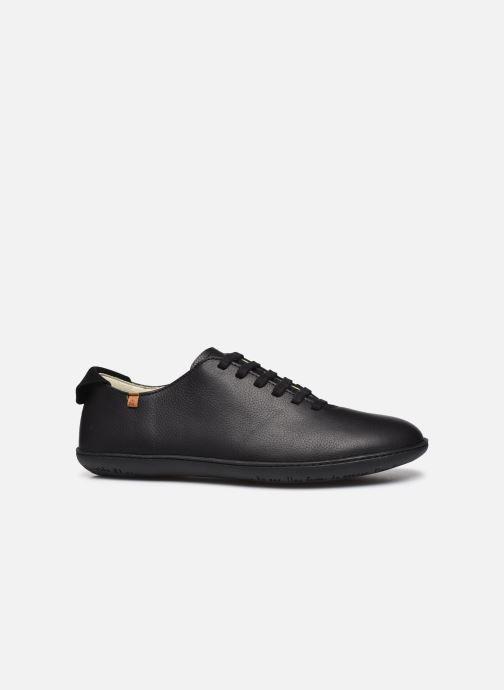 Chaussures à lacets El Naturalista El Viajero N296 M Noir vue derrière