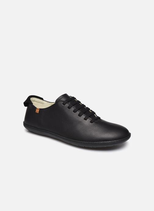 Chaussures à lacets El Naturalista El Viajero N296 M Noir vue détail/paire