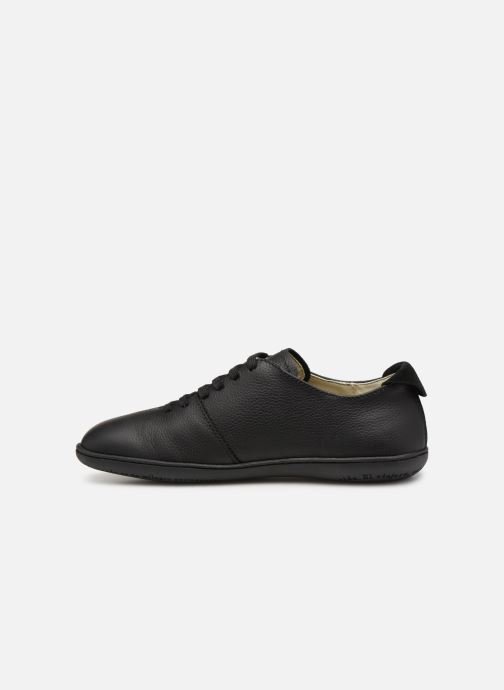 Chaussures à lacets El Naturalista El Viajero N275 W Cuero Noir vue face