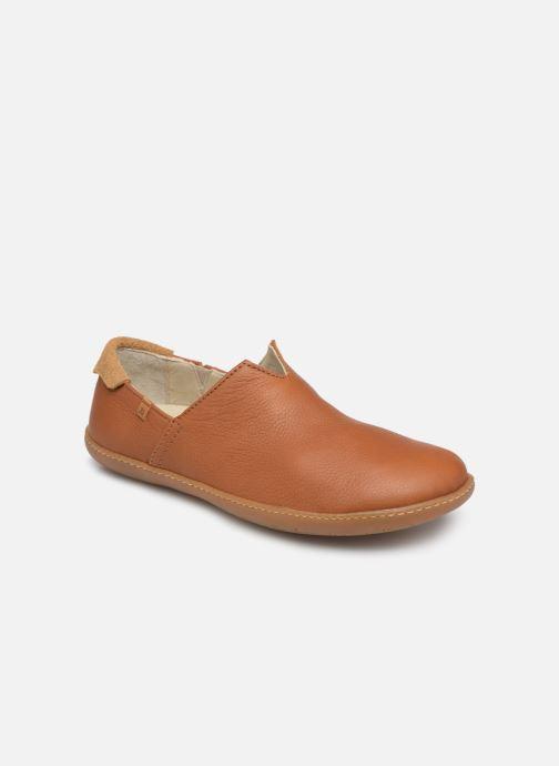 Chaussures à lacets El Naturalista El Viajero N275 W Cuero Marron vue détail/paire
