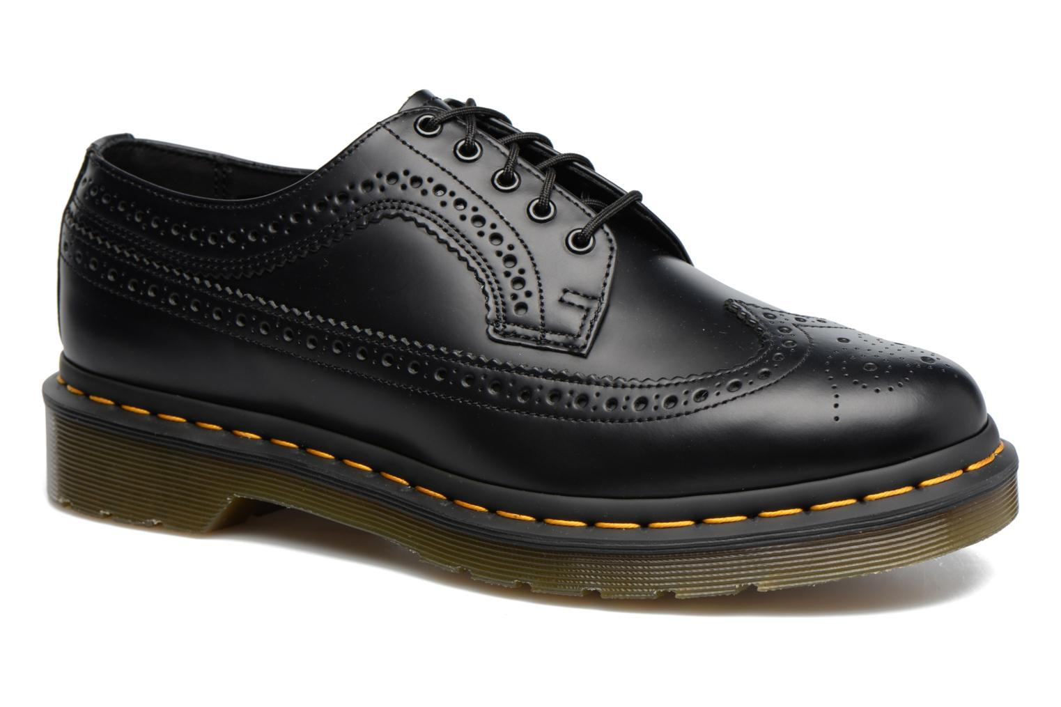 Lace-up shoes DR. Martens 3989 Black detailed view/ Pair view