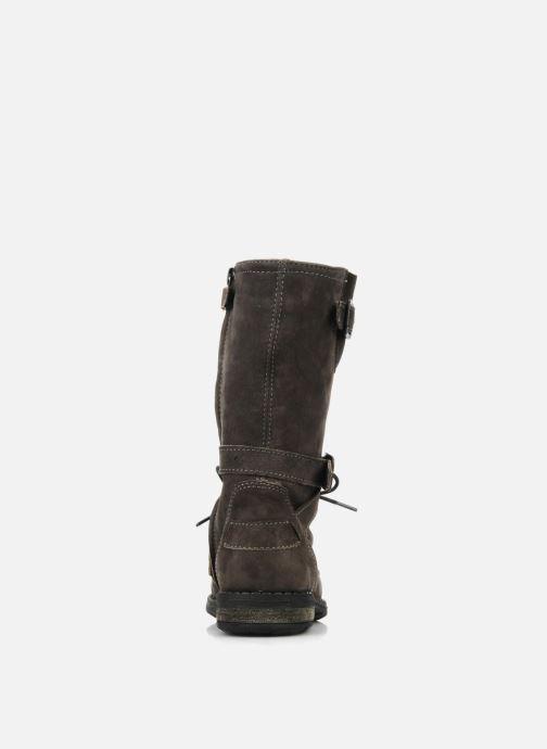 Laarzen Unisa Huma Grijs rechts